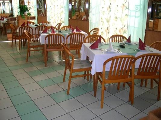 Étterem belülről