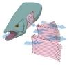 Vízáramlás a halak légzése során