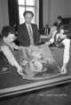 A restaurátorok kibontják Giovanni Domenico Tiepolo alkotását