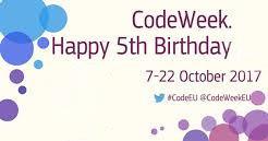 Európai programozási hét októberben