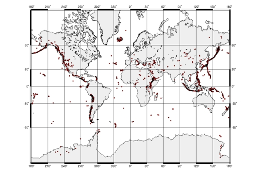 Vulkánok és földrengések kapcsolata