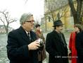 A brit külügyminiszter a Dunakanyarban