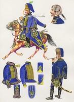 Császár huszárezred (1760)