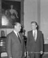Raymond Barre és Lázár György