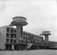 A Ferihegyi repülőtér átadása