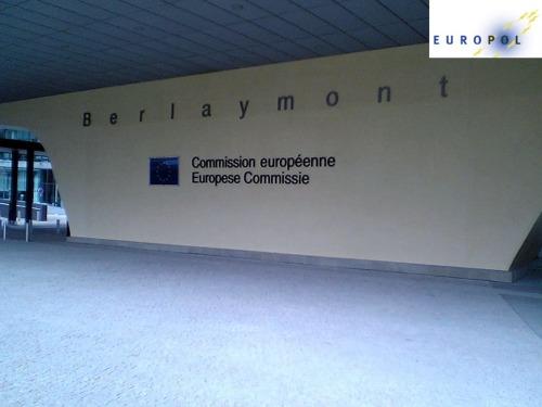 Az EUROPOL székhelye Hágában