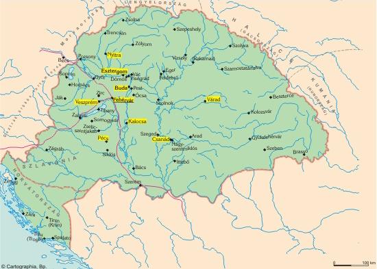 Magyarország kultúrája a 10-13.században
