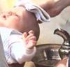 Gyerek megkeresztelése