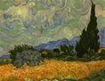 Vincent Van Gogh: Búzamező