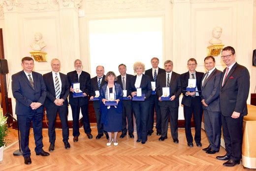 Ericsson-díj 2016