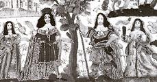 Az aranyifjú II. Károly