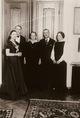 Hatvany Lajosné, Kosztolányi Dezső. Katja Mann, Thomas Mann és Kosztolányi Dezsőné, Budapest, 1937