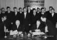 Szovjet párt- és kormányküldöttség Magyarországon
