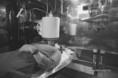 Csernobili katasztrófa után az emberi szervezetbe került radioaktív anyagok szervezeten belüli elhelyezkedését, összetételét és mennyiségét mérik