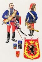 Hadik-huszárezred (1750-1760)