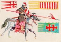 12. századi lovaszászlók