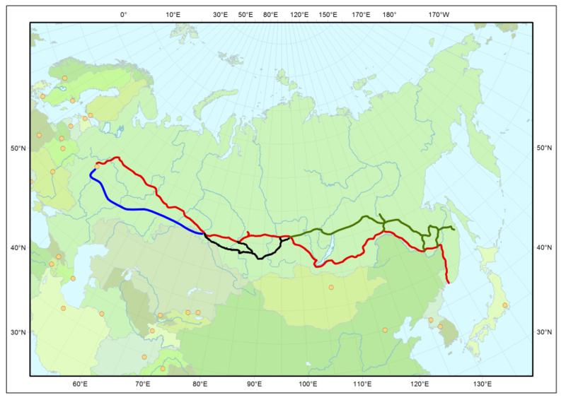 Transzszibériai-vasútvonal