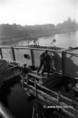 Építőipar - Margit híd újjáépítése - Utolsó ív beemelése