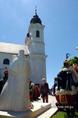 A 950 éves tihanyi apátság tiszteletére rendezett ünnepség