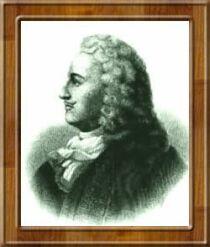Robert Cavelier Sieur de La Salle portréja