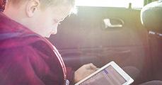 iPad vagy építőkockák