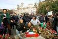 Agrárdemonstráció tüntetés Budapesten