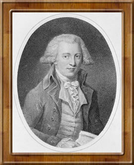 Samuel Hearne portréja