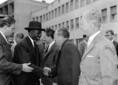 Sekou Touré, a Guineai Köztársaság elnöke Budapesten