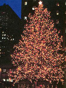 A karácsonyfa izzók sorosan vannak kapcsolva