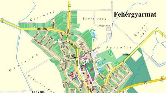 fehérgyarmat térkép Nyelvtan   6. osztály | SuliTudásbázis fehérgyarmat térkép