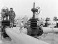 Testvériség Gázvezeték