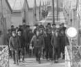 Magyarok az orenburgi gázvezeték építésénél