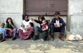 Kilakoltatott roma családok