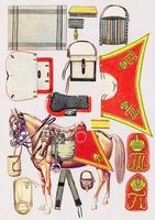 Huszárló és felszerelés (1798-1848)