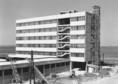 A Tiszavidéki Vegyikombinát igazgatósági főépülete
