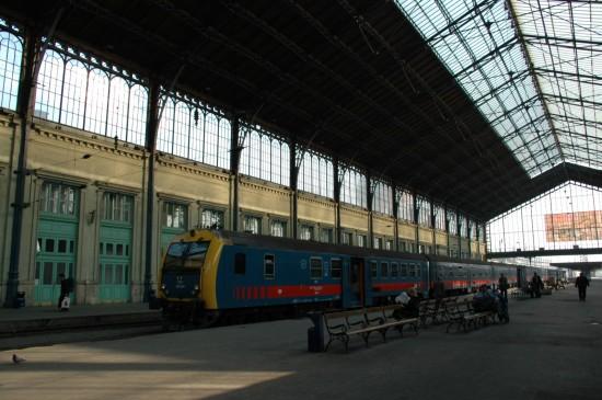 Szállítás vasúttal