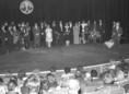 A Jurta Színház avató ünnepsége