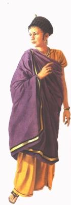 Római előkelő asszony