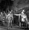 A Tell Vilmos bemutatója a Néphadsereg Színházában