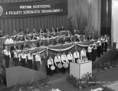 Az MSZMP Budapesti Bizottságának értekezletét Budapest úttörői üdvözlik