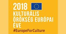 A Kulturális Örökség Európai Éve