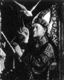 Szent Ambrus képe