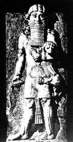 Gilgames, Uruk város királya