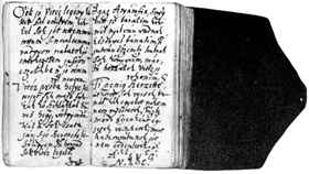 Divinyi kódex: Kuruc vers kézirata