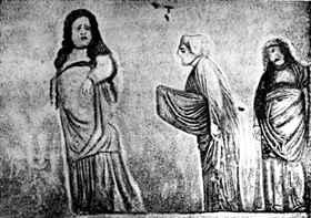 ism.: három női tragédiaszereplő