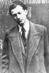 Radnóti Miklós utolsó fényképe