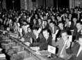 A Kommunista Ifjúsági Szövetség alakuló értekezlete Budapesten
