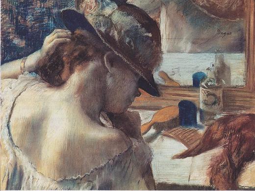 800px-Degas_-_Vor_dem_Spiegel_-_ca1899