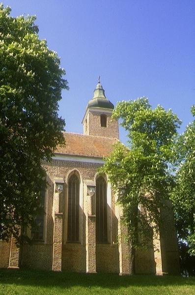 Az egervári ferences kolostor