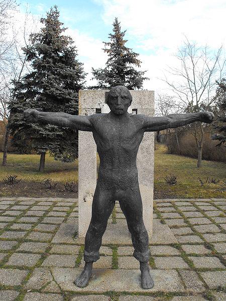 450px-Statue_of_György_Dózsa_Nagylak
